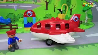 Мультики про машинки - Чемодан! Игрушечный мультик для детей с игрушками плеймобил.