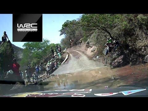 WRC - Rally Guanajuato México 2019: Shakedown ONBOARD Ogier