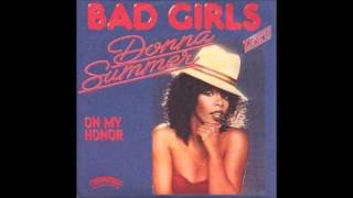 Donna Summer Bad Girls-Demo Remix by Jandry- Excellent!
