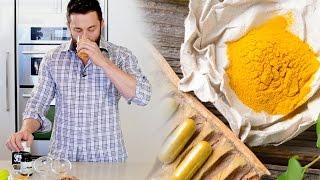 4 Ways To Use Turmeric As Medicine  + Recipe
