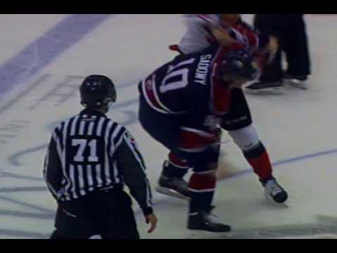 Dylan Sadowy vs. Connor Brown