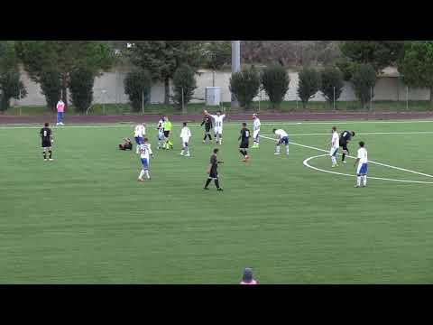 Preview video BITRITTO-GINOSA 3-1 Dopo il vantaggio del Ginosa emerge il Bitritto e un arbitraggio cangiante