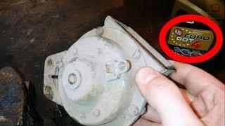 Как отремонтировать сигнал, гудок автомобиля Советы Бывалых или Лайфхаки с тормозной жидкостью
