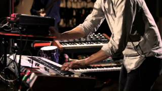 Django Django - Firewater & Drumforms/Waveforms : Abbey Road Session