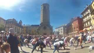 preview picture of video 'FlashMob Puigcerdà 2013 VERSIÓ MÒBIL'