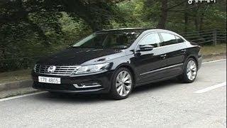 [자동차 시승기]폭스바겐 CC 2.0 TSI(2013 Volkswagen CC test-drive)
