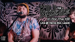 Kill The Silence   In For The Kill (La Roux)   Live At Verve Bar, Leeds