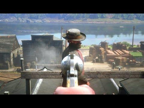 Red Dead Redemption 2 - First Person Epic Gameplay Vol.17 (Euphoria Ragdolls)