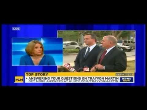 Meg Strickler on HLN discussing #TrayvonMartin April 11, 2012