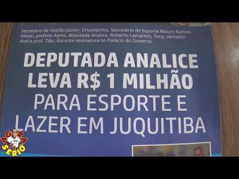 Deputada Estadual Analice Fernandes garante 1 Milhão de Reais para Juquitiba