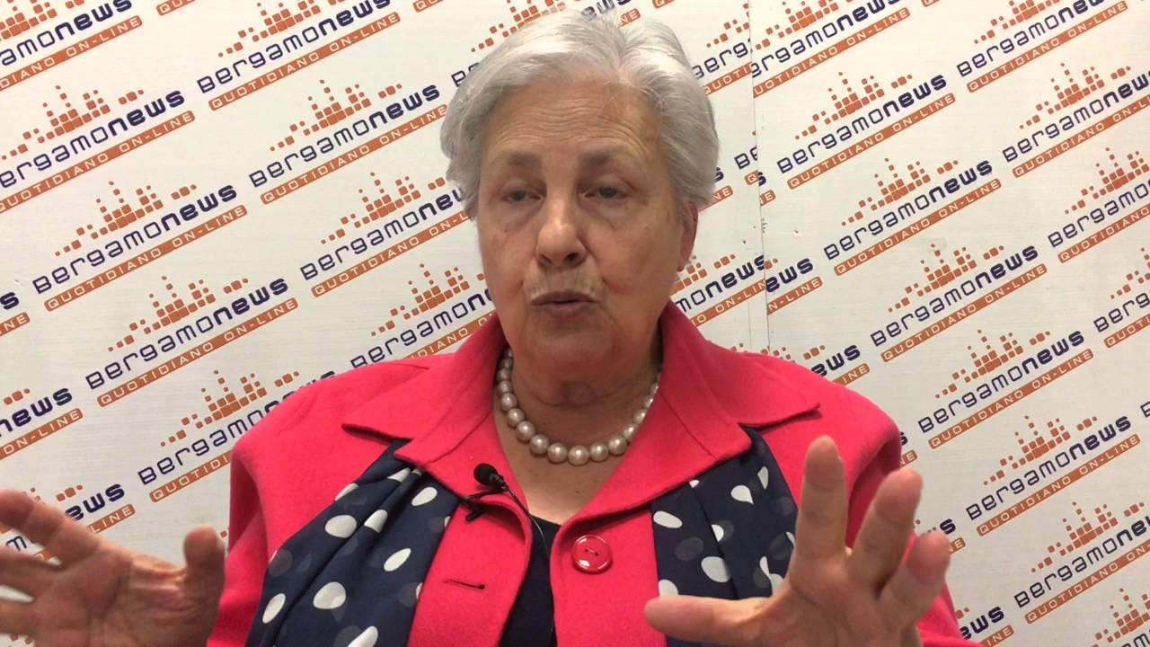 Rita Borsellino ospite di Bergamonews