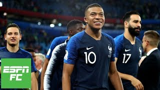 The three keys to France vs. Croatia in the 2018 World Cup final   ESPN FC