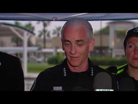 Boca Raton Police Chief Dan Alexander discusses incident at Town Center Mall in Boca Raton