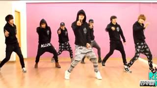 100% (2PM) - I'll Be Back (dance practice) DVhd