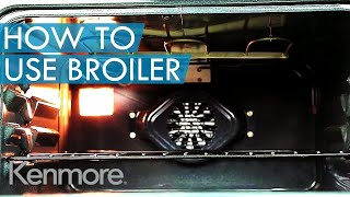 What is a Broiler? How to Use Broil Setting | Kenmore