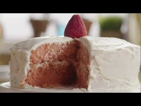 Video How to Make Strawberry Cake