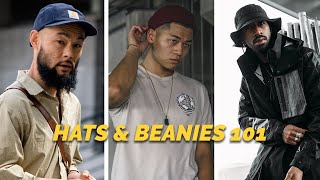 Why Hats & Beanies Make Your Fits 10x Better