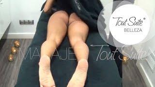 Aprende a dar un masaje de piernas 2/2