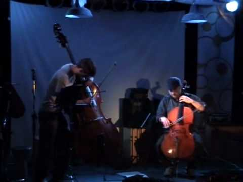 CelloBassMetal - Tears of Glass - Live Loano