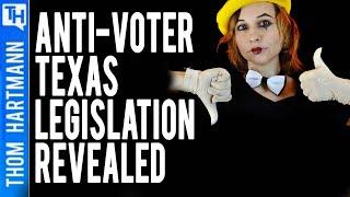 The Texas Anti-Voter Legislation Explained (w/ Lala Wu)
