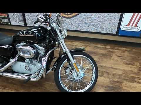2007 Harley-Davidson® Sportster® 883 Custom