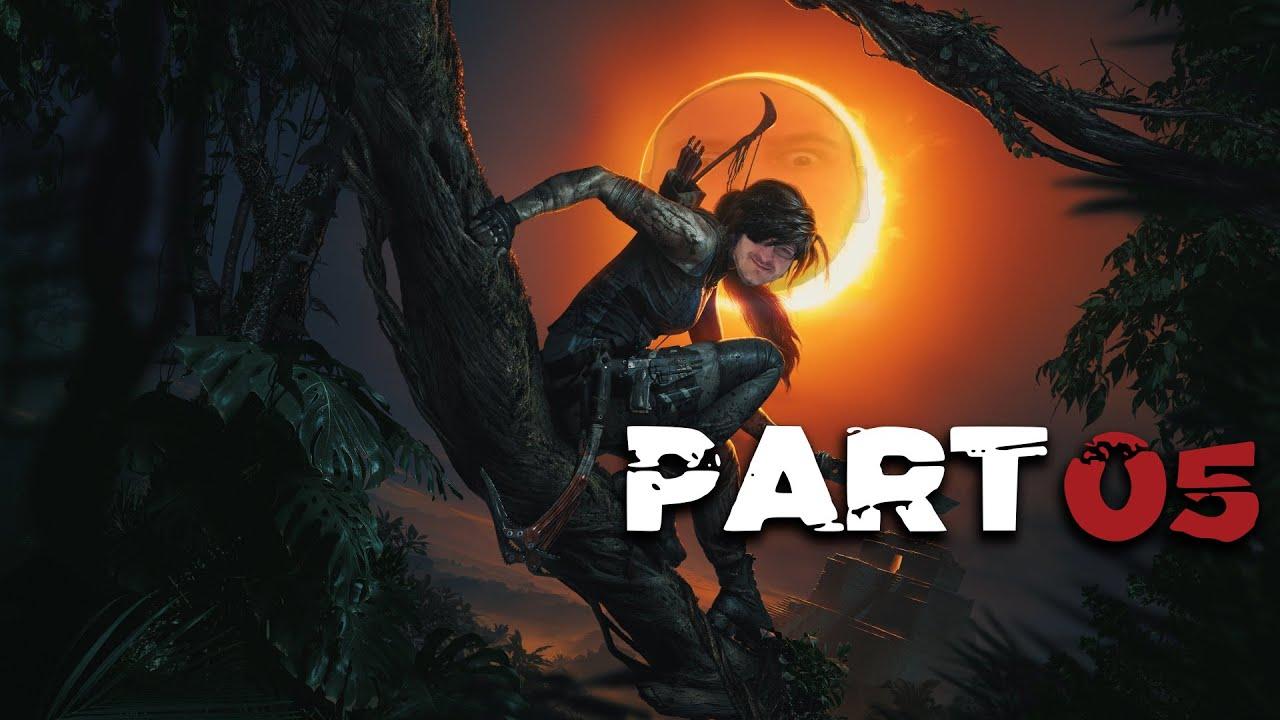 Shadow of the Tomb Raider – Part 5: Lara Schwarzenegger