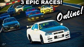 GT Sport Online - Random Battles