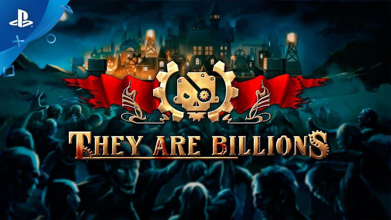 They Are Billions Invadirá a PS4 en Julio