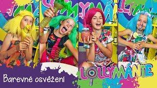 Lollymánie S02E07 - Barevné letní osvěžení