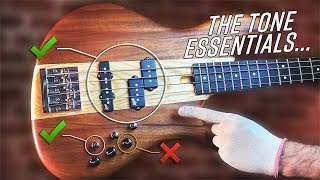THE 7 SECRETS OF A GREAT BASS TONE