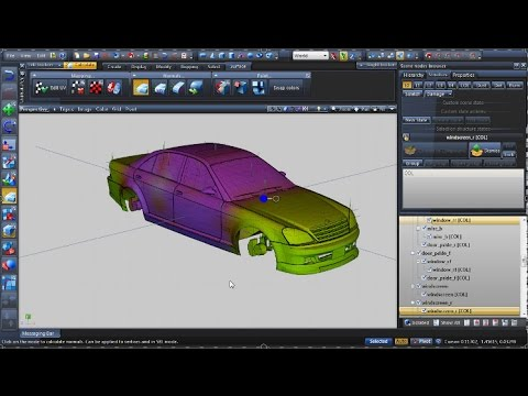 ZModeler3 Tutorial: Converting GTA4 to GTA5 (Part 1 of 2
