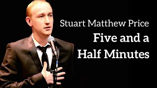 Stuart Matthew Price - FIVE AND A HALF MINUTES (Kerrigan-Lowdermilk)