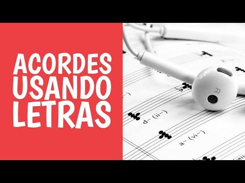 11. ¿Qué es Cifrado Musical? Cifrado Americano, Popular y Funcional (Curso Teoría Musical)