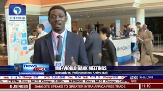 IMF World Bank Meetings: Executives, Policymakers Arrive Bali