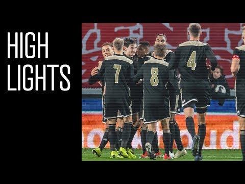 Highlights FC Twente - Jong Ajax