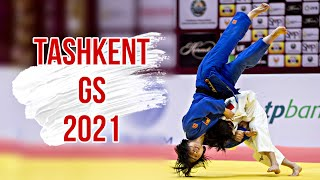 Tashkent Judo Grand Slam 2021 | Best Ippons | Day 1