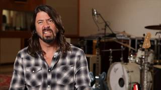 Dave Grohl on Starting a Band