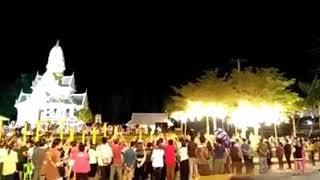 preview picture of video 'คณะสิงโตศิษย์หลวงพ่อพุทธเรืองฤทธิ์ สมโภชศาลหลักเมืองสวรรคโลก 31/12/2561'