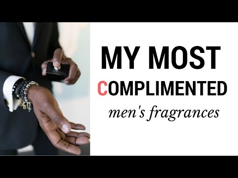 Fragrance Review – Most Complimented Men's Fragrance