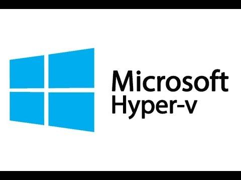 {Hindi} Windows Server - Hyper-V Server- MCSA - YouTube