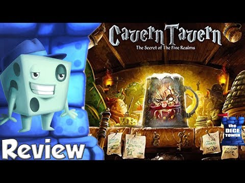 Cavern Tavern Review - with Tom Vasel