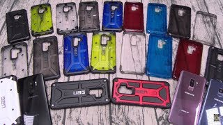 Samsung Galaxy S9 And Samsung Galaxy S9+ UAG Case Lineup