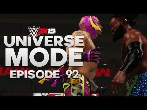 WWE 2K19 | Universe Mode - 'SUPREME LEADER!' | #92