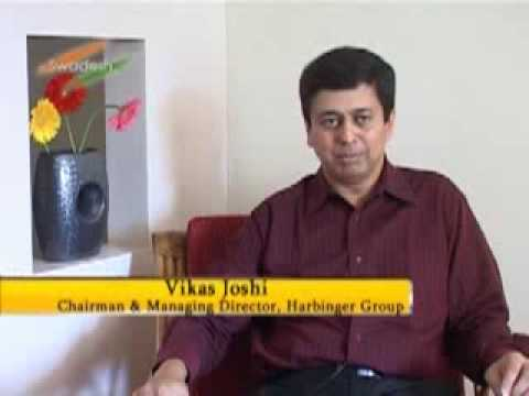 Vikas Joshi - Interview on Zee Business - PART 1