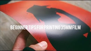 Printing Your Film Photographs With AdoramaPix! (Beginner Tips)