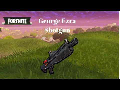 George Ezra - Shotgun (In Fortnite)