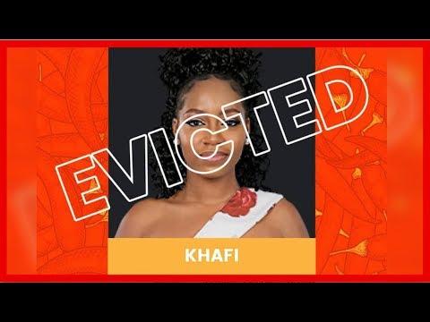KHAFI EVICTED | TACHA'S ALLEGED BODY ODOR | BBNAIJA WEEK 11