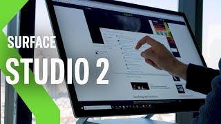 SURFACE STUDIO 2, así es el TODO EN UNO de Microsoft que llega oficialmente a España