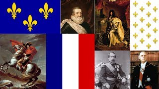 Historique des hymnes français - French anthems history
