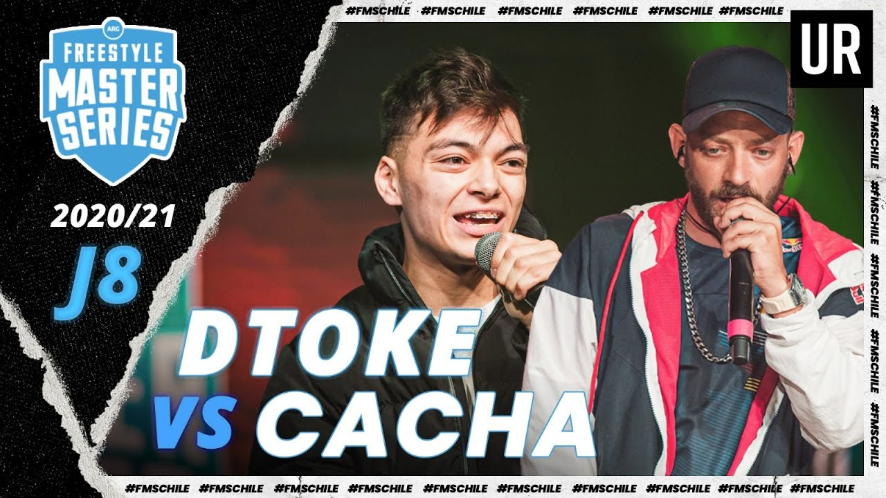 Dtoke vs Cacha | #fmsargentina | #flowcity #fmsreviews